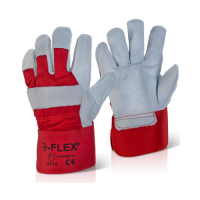 High Quality Canadian Style Red Rigger Gloves