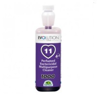 Evolution 1000 EV11 Perfumed Bactericidal Multipurpose Cleaner 1 Litre