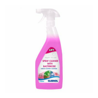 Lift Envirological Spray Cleaner With Bactericide 750ml