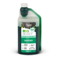 Super Professional ES1 Eco Select Concentrated Sanitiser 1Ltr
