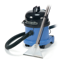 Numatic CT 370-2 4 in 1 Spray Extraction Cleaner