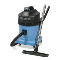 Numatic CV 570-2 240V Wet or Dry Vacuum Cleaner