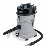 Numatic MV 570 Hazardous Vacuum Cleaner