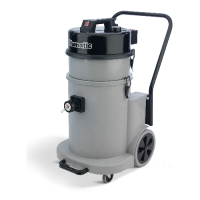 Numatic MV 900 Hazardous Vacuum Cleaner