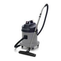 Numatic NDS 570 Hazardous Vacuum Cleaner