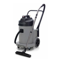 Numatic NDS 900 Hazardous Vacuum Cleaner