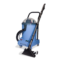 Numatic NHL 15 4 in 1 Spray Extraction Cleaner