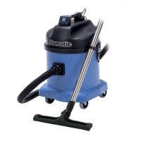 Numatic WV 570 Wet or Dry Vacuum Cleaner