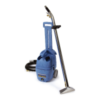Prochem Bravo Plus Portable Carpet & Upholstery Cleaning Machine