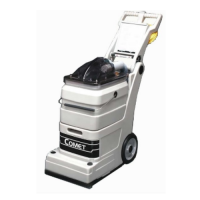 Prochem Comet Upright Self-Contained Carpet Cleaner