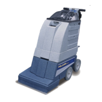 Prochem Polaris 1200 Upright Self-Contained Power Brush Carpet Cleaner