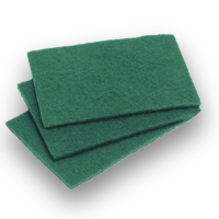 Standard Grade Scouring Pad - Pack 10 (Green)