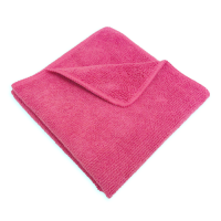 Contract Microfibre Cloths - Red - Pack 10