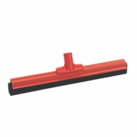 Hygiene Floor Squeegee 450mm - Red