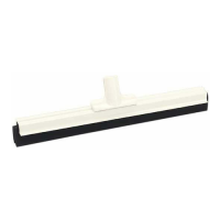 600mm Hygiene Squeegees (White)