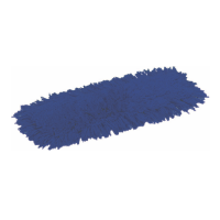 Sweep Mop Head - Synthetic - 610mm