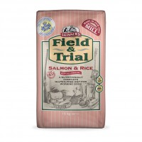 Skinners Field and Trial Salmon and Rice 15Kg