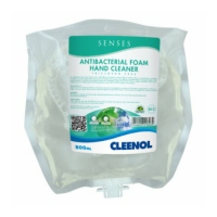 Senses Antibacterial Foam Hand Cleaner -3x 800ml Pouches