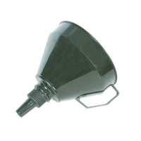 Plastic Funnel With Filter 160mm